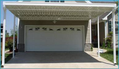 Custom Built Aluminium Carports